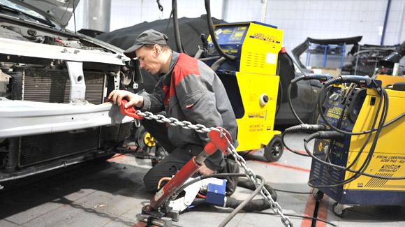 Мелкий и крупный кузовной ремонт, удаление вмятин
